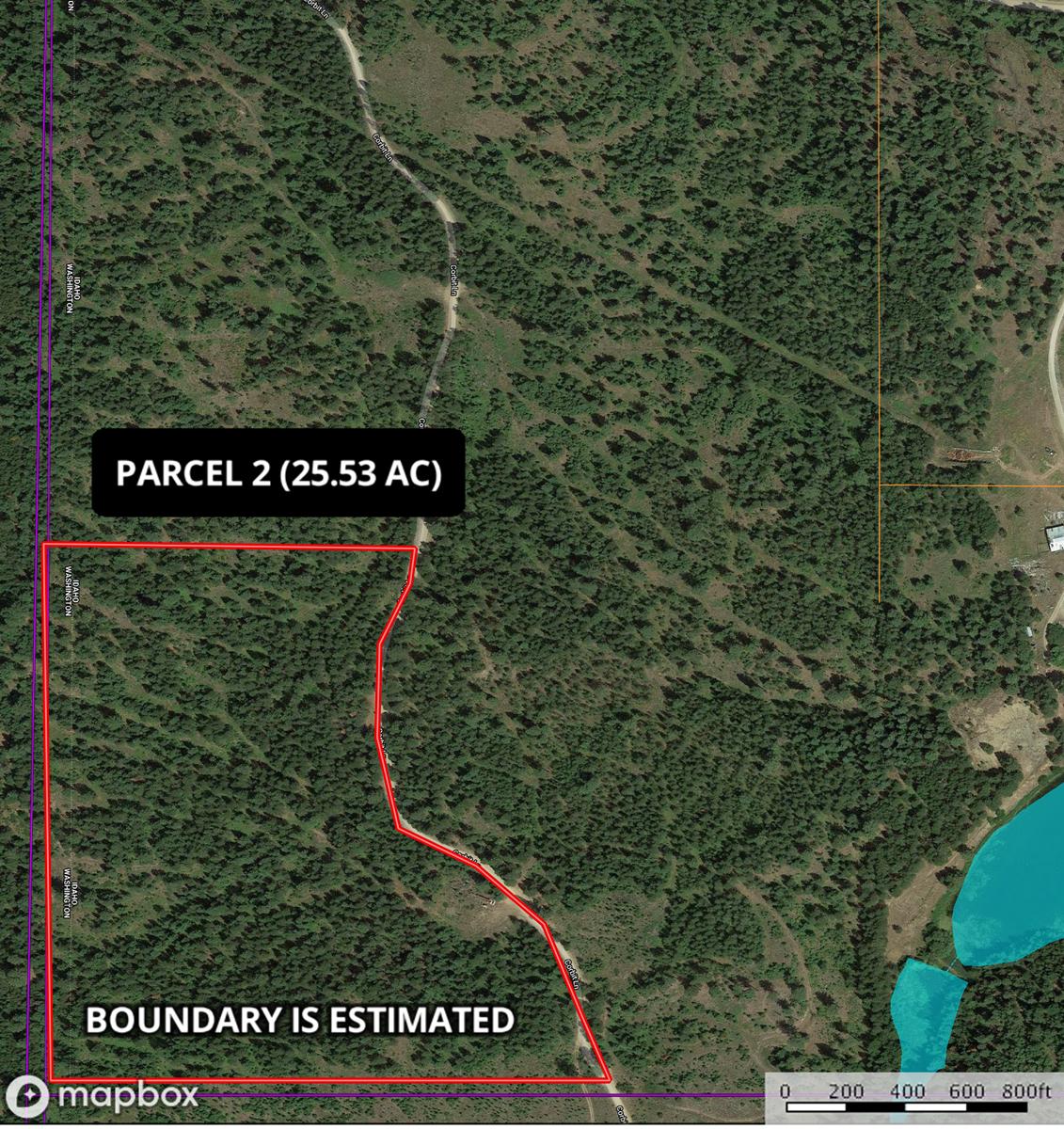 Blanchard Idaho Acreage For Sale
