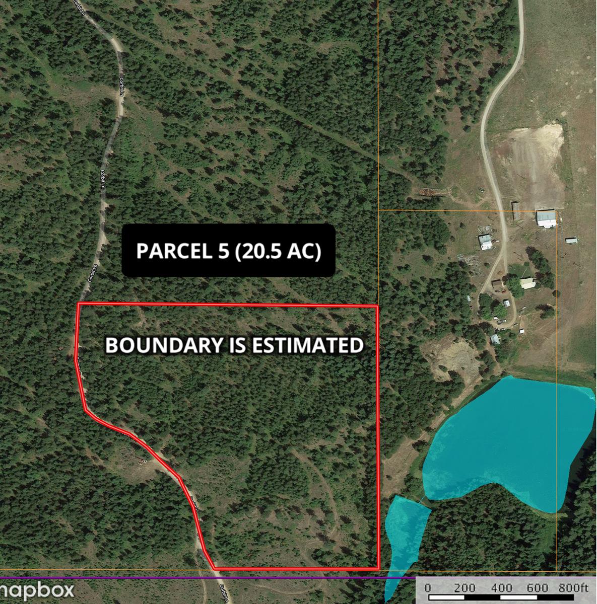 North Idaho Acreage for Sale