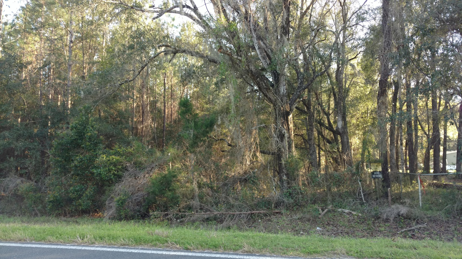 HIGHWAY FRONTAGE 17.1 ACRES BETWEEN LAKE CITY & GAINESVILLE