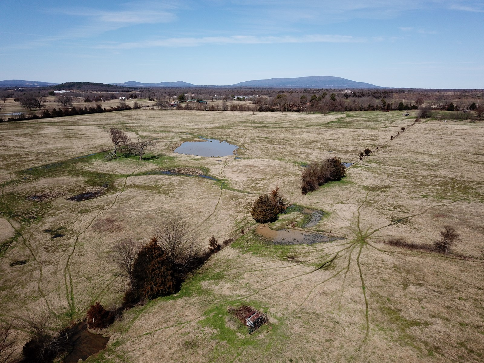 HAY MEADOW AND HOME SITE FOR SALE