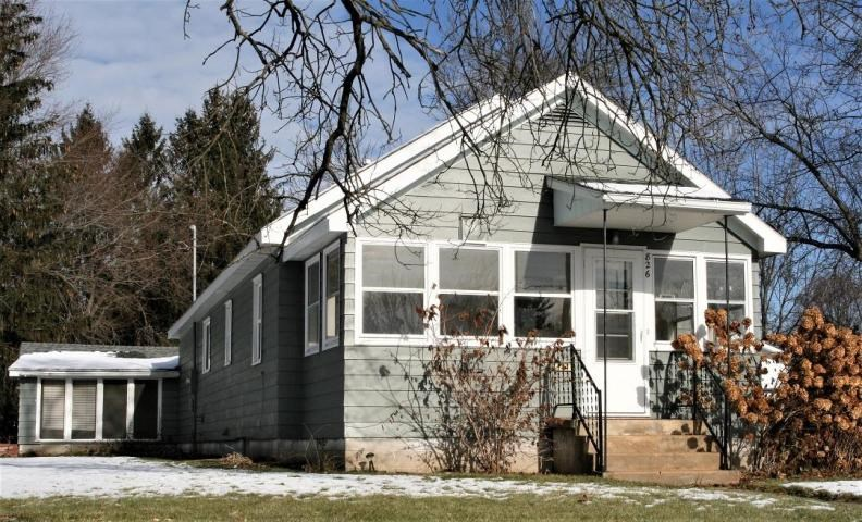 2 Bedroom Bungalow Home on a Double Lot for sale in WI