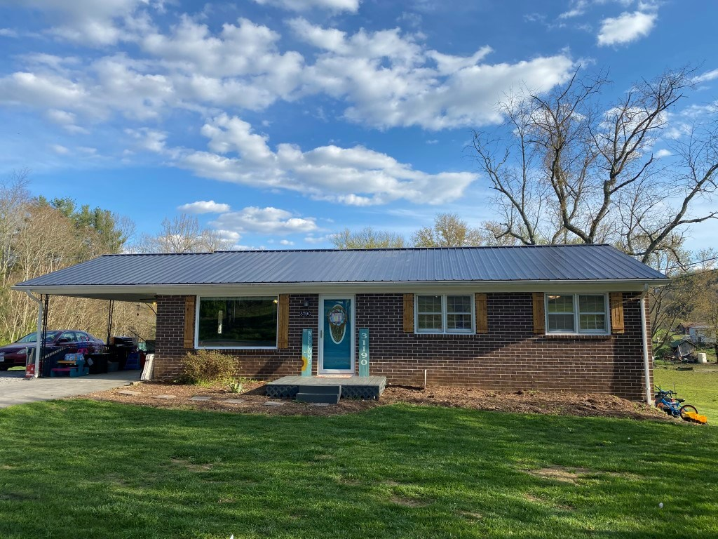 Ranch Style Country Home For Sale In Glade Spring VA