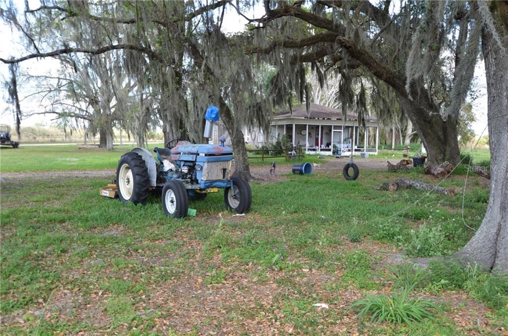39 Acres w/ home for sale in Arcadia, FL!