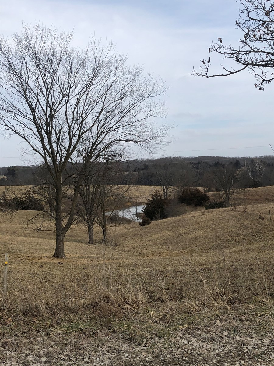 Boone County MO Pasture Farm with Highway Frontage