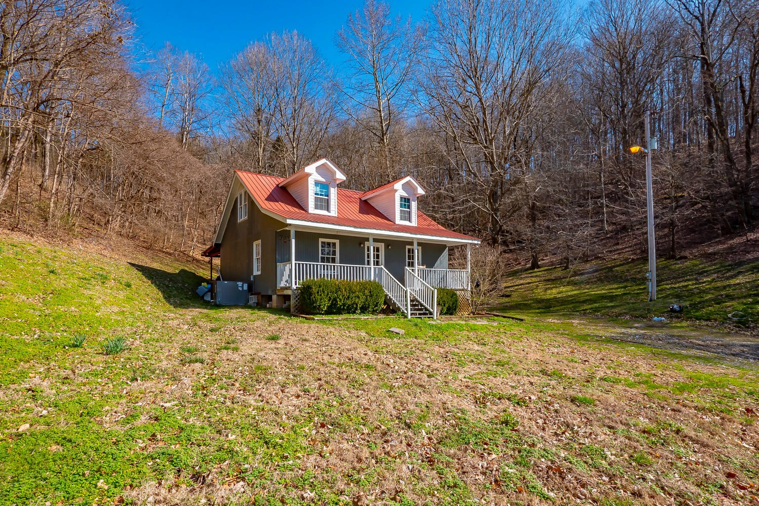 Country Home in Leipers Fork, TN