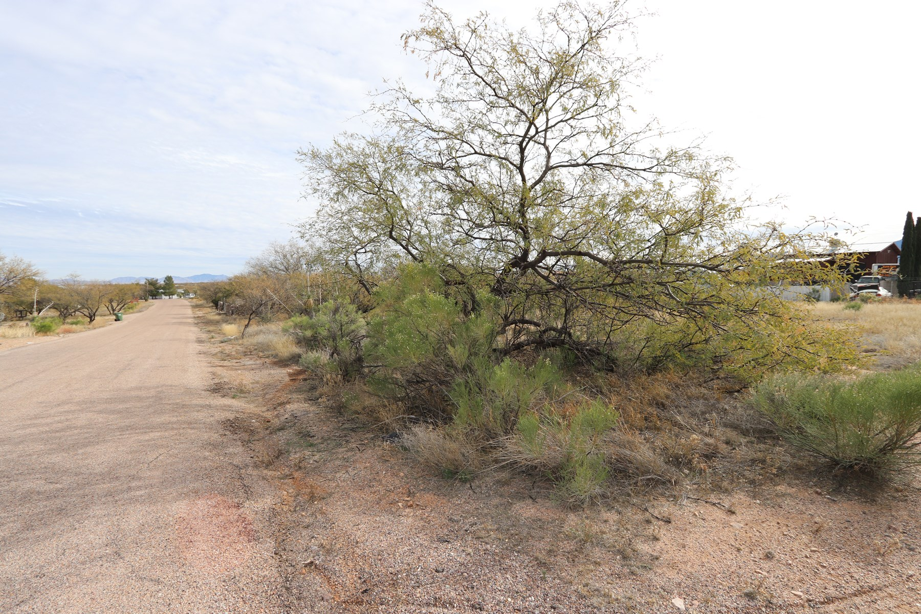 11,000 square foot lot in sought after Mescal Lakes