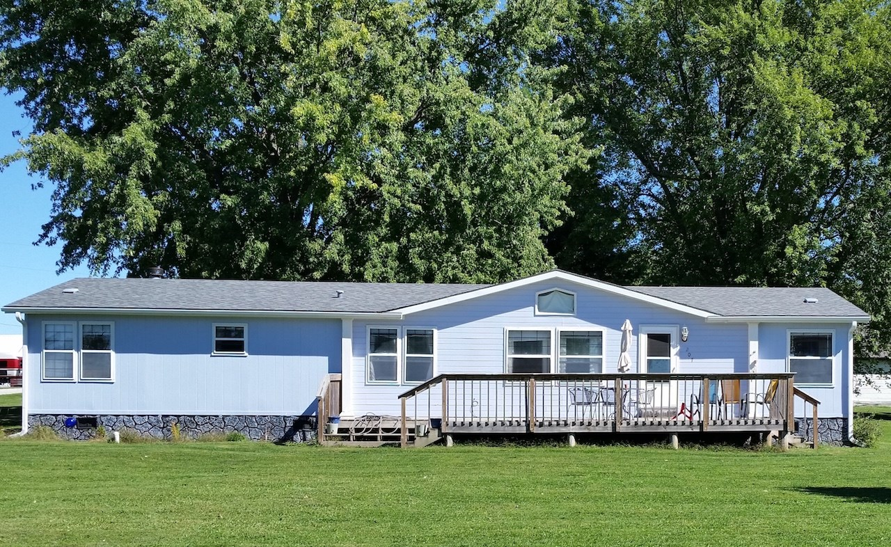 Home For Sale in Small Town in Southern Iowa