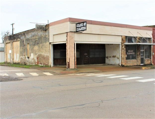 Historic Commercial Property For Sale Paris Texas