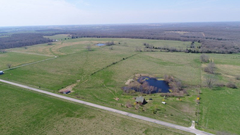 The Perfect Country Setting on 37 Acres w/ Pond