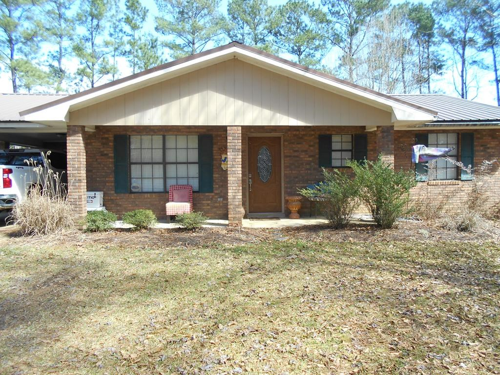 Brick Home For Sale Franklin County Brookhaven Mississippi