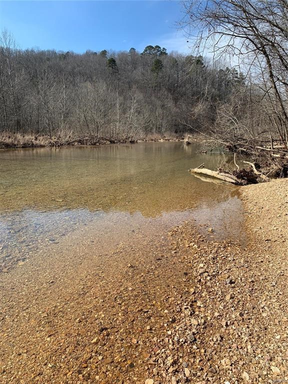 35.67 ACRES OF WOODS WITH TWELVE MILE CREEK FRONTAGE: