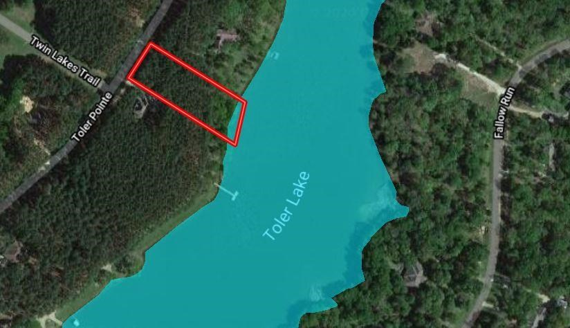 LAKEFRONT PROPERTY FOR SALE ON TOLER LAKE