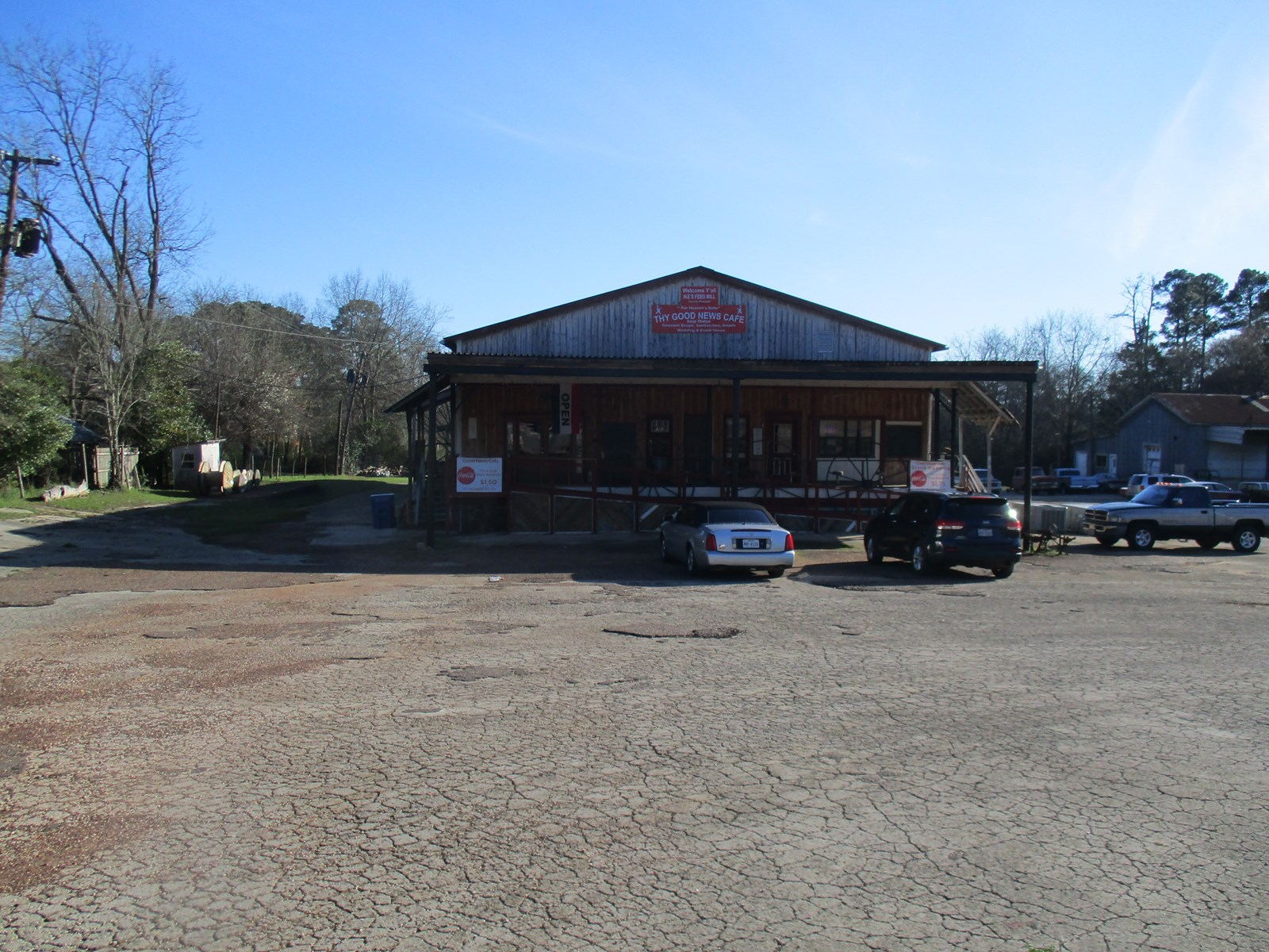 Cherokee County, Rusk, TX Commercial Building For Sale