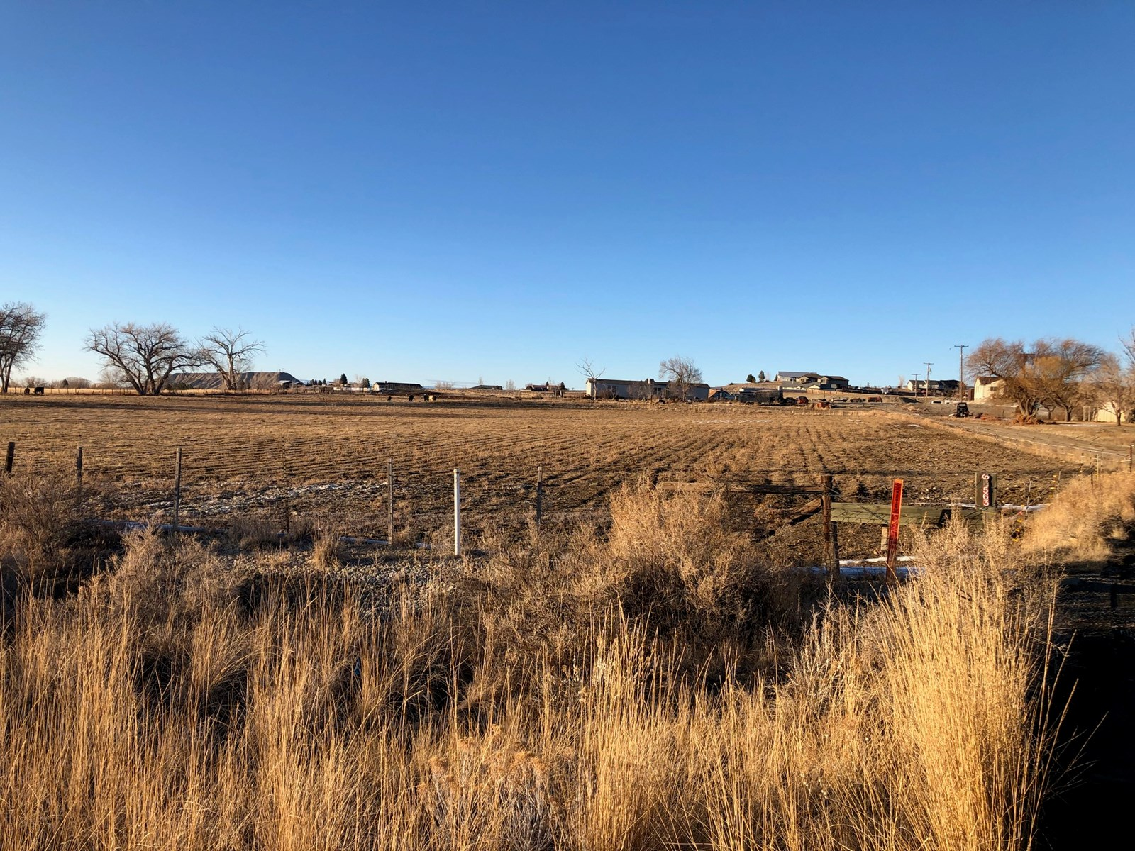 Agriculturally Zoned Lot For Sale, Montrose, Colorado