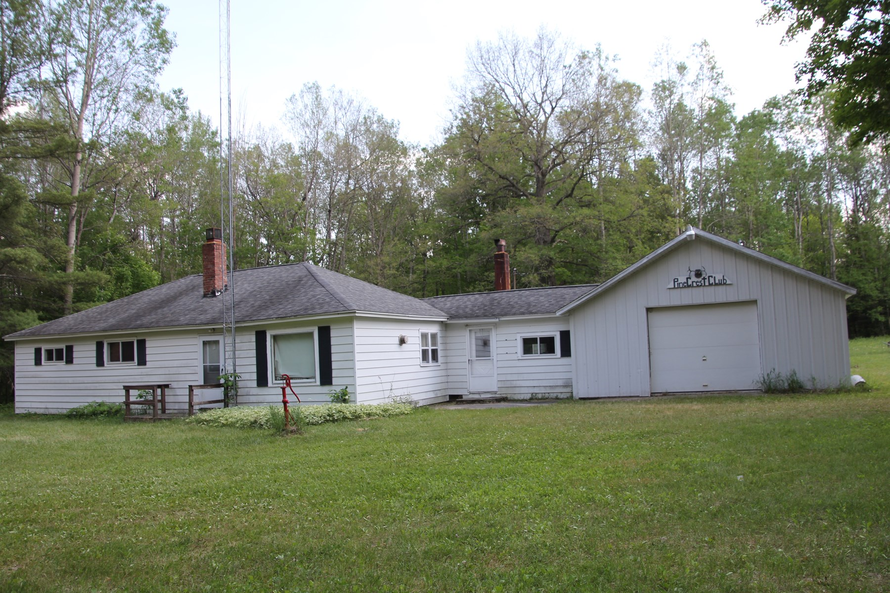 Hunting Camp For Sale Northern MI Atlanta, MI Montmorency Co