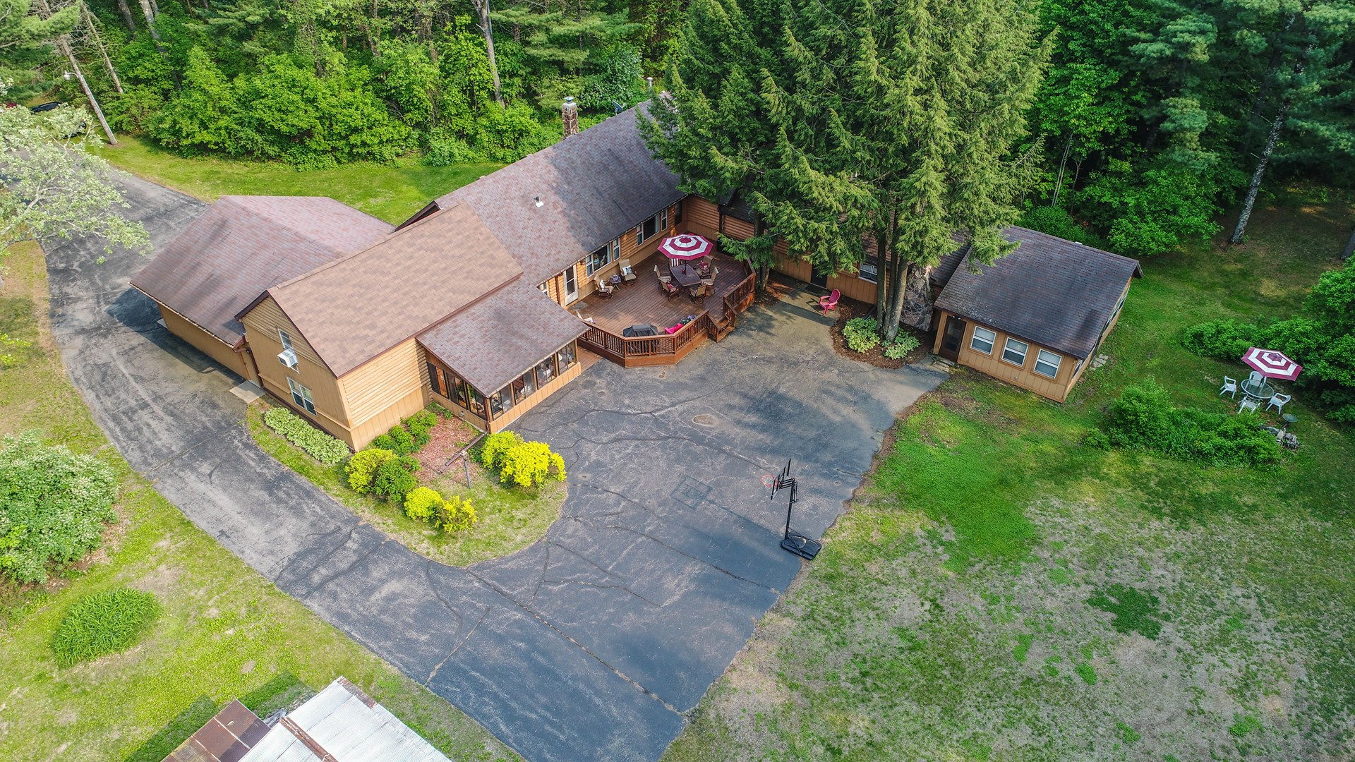 Sweetwood Farm - Recreational Property for sale Waushara CO.