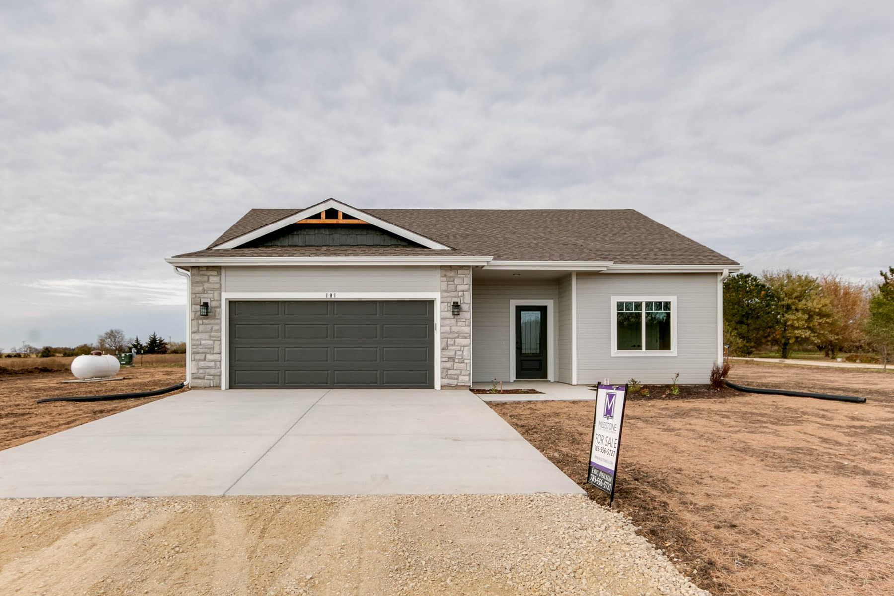 Olsburg Kansas New Construction Home For Sale - No Specials