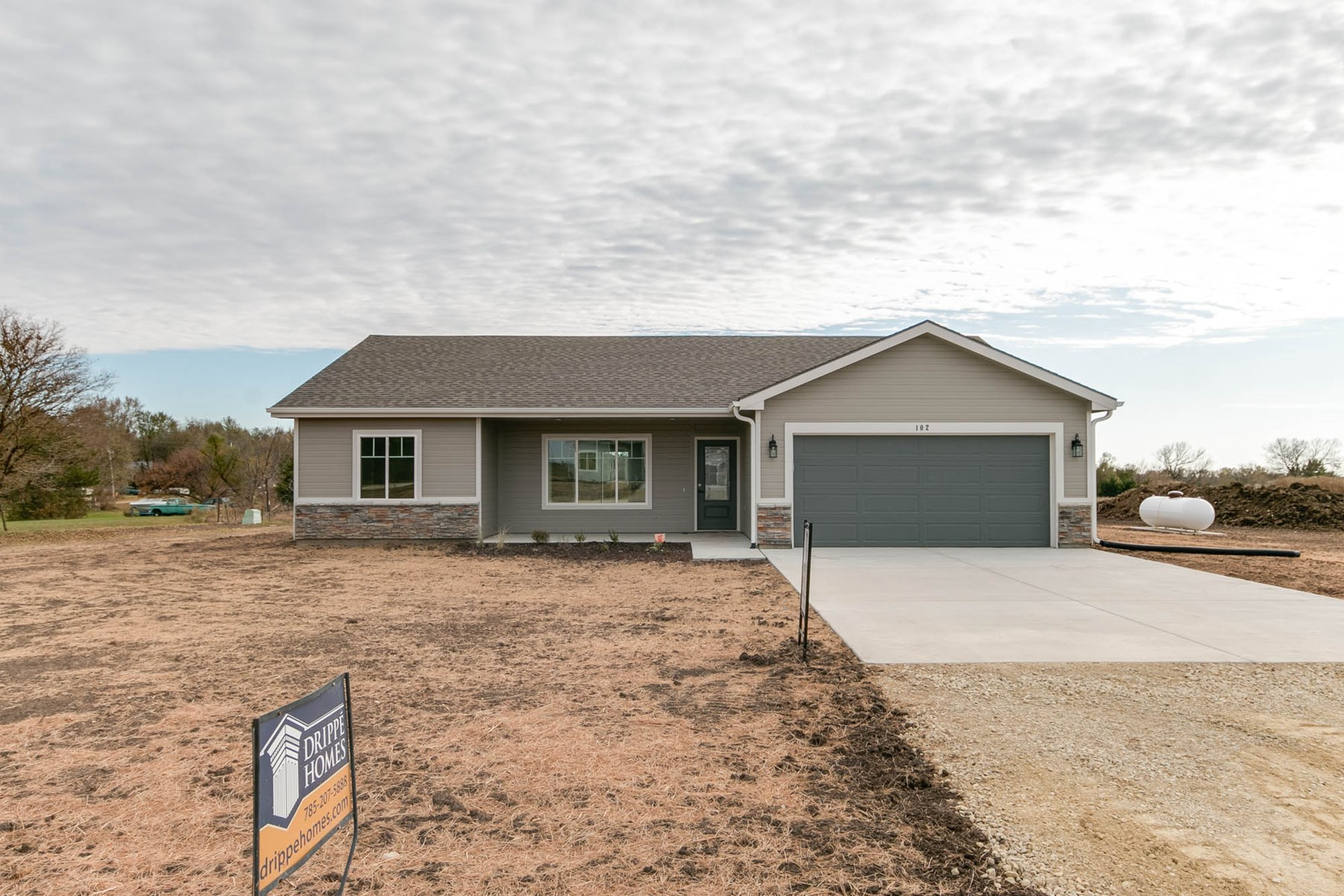 Olsburg Kansas New Construction Home For Sale - No Specials!