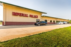 WAMEGO KANSAS COMMERCIAL PROPERTY WITH HIGHWAY 24 FRONTAGE