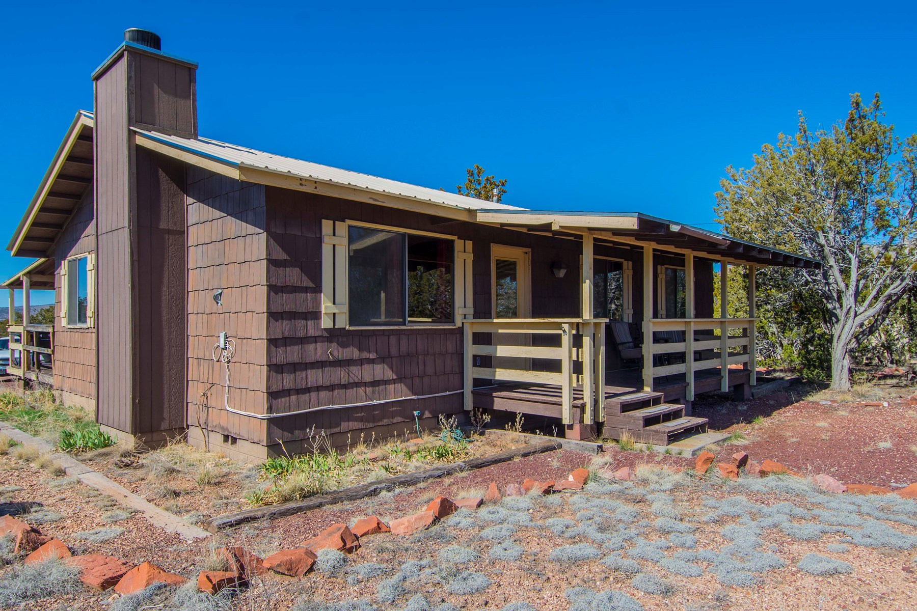 Country Cabin for Sale in Seligman Arizona