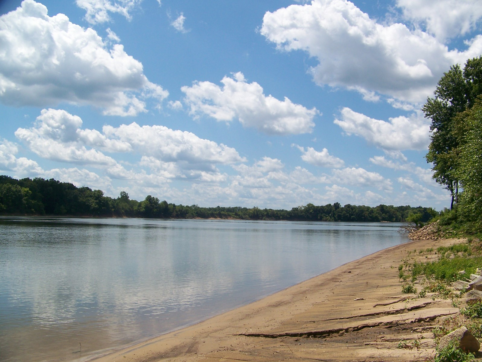 RECREATIONAL TN RIVERFRONT LOT FOR SALE