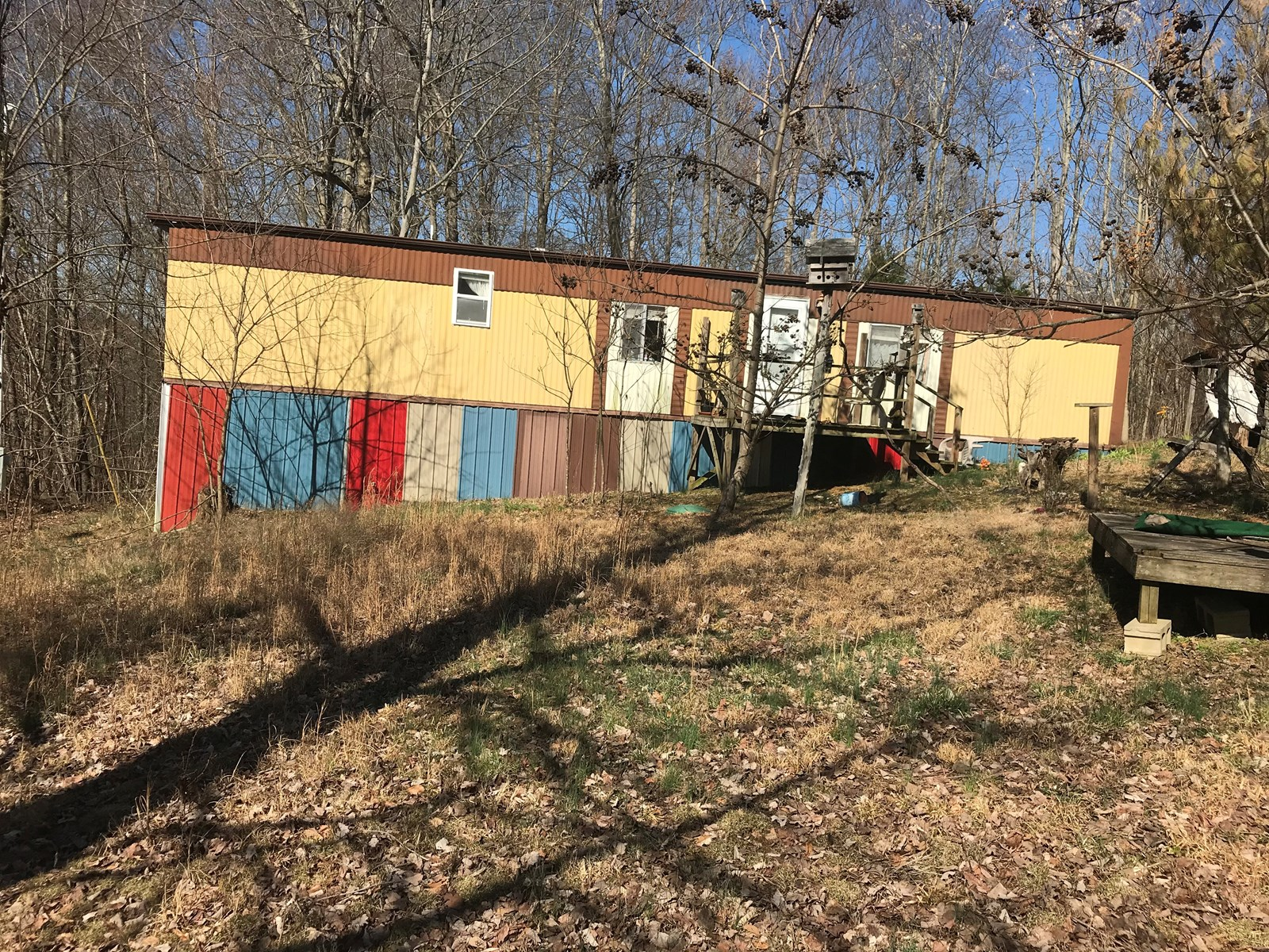 Metcalfe County, 2 Bedroom Mobile Home, 2.09 Acres