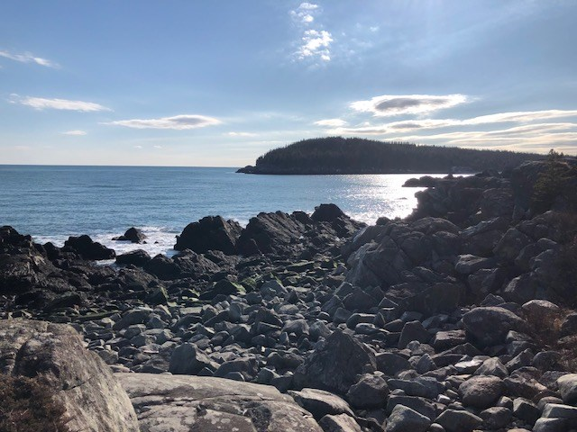Oceanfront Land For Sale in Lubec, Maine
