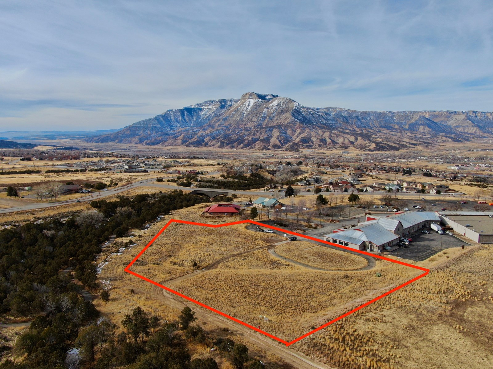 Commercial land for sale in Battlement Mesa, Colorado