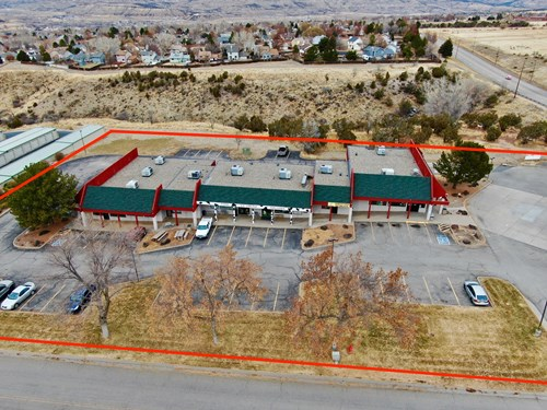Income-producing commercial complex for sale Western CO