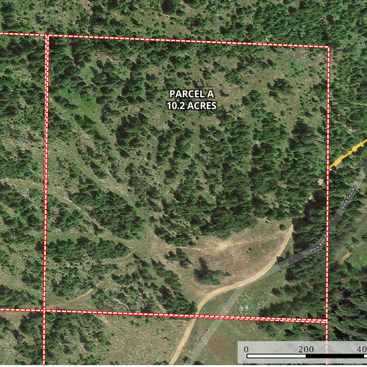 Land for Sale in Orofino, ID, building lots, timbered acres