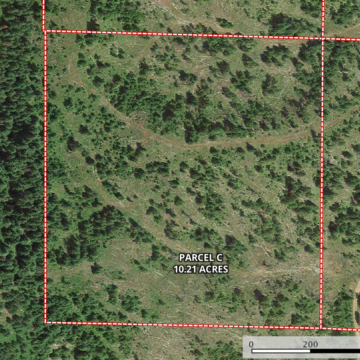 Timbered Land for Sale in Orofino, Idaho, Clearwater County