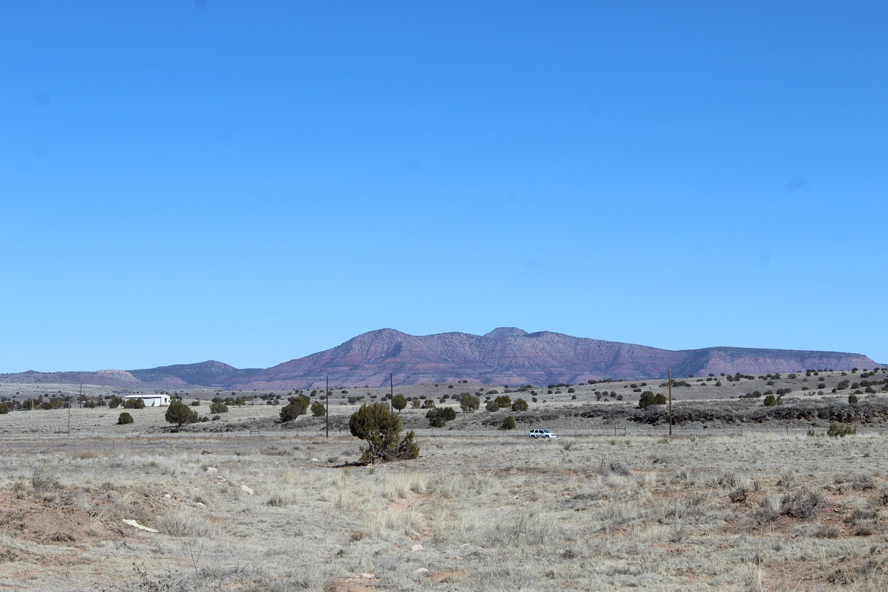 Land for Sale with Power in Seligman AZ