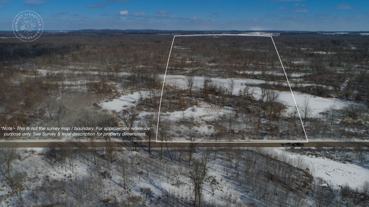 Affordable Hunmting Land For Sale in Adams County, WI