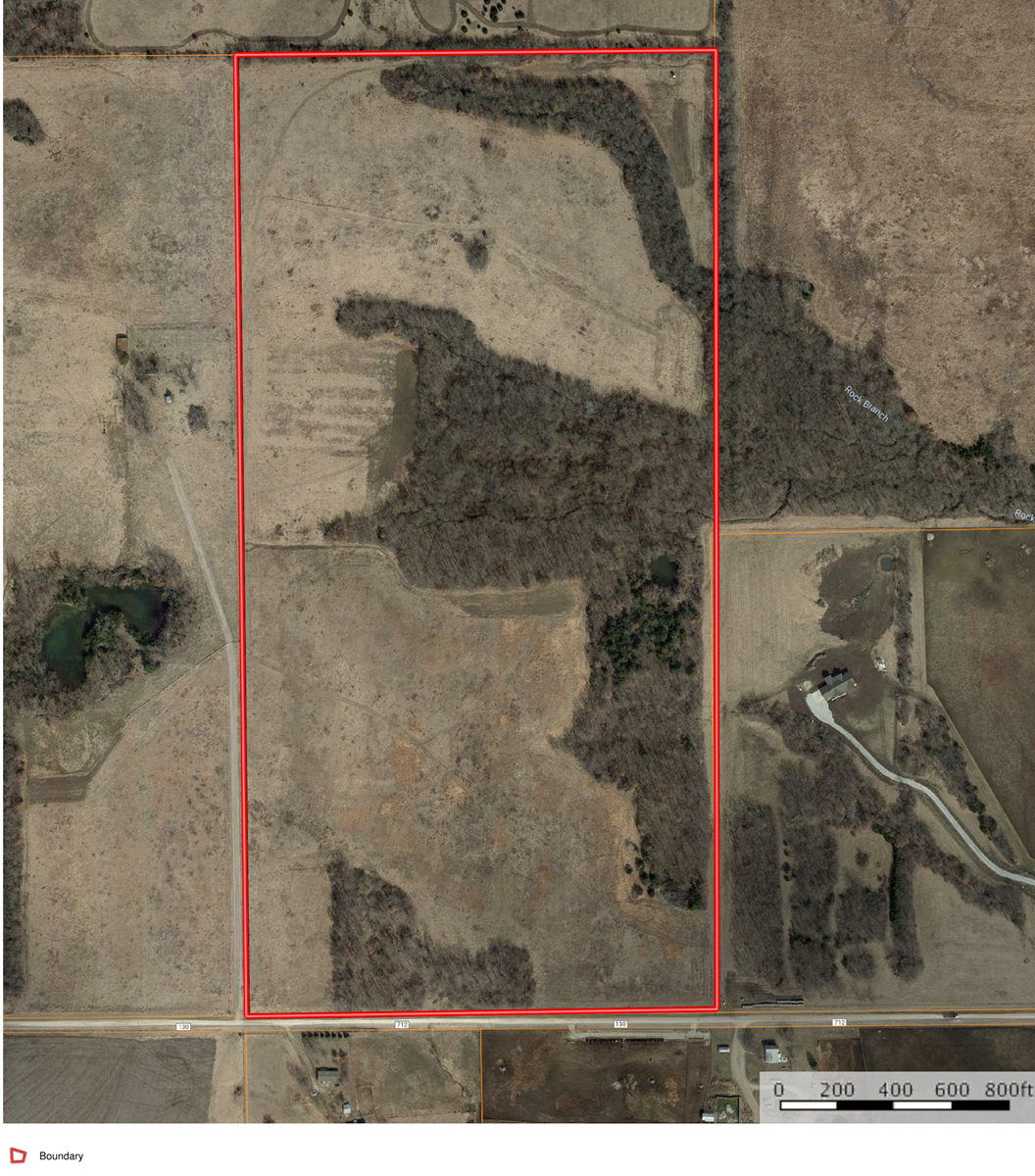 77 Acres M/L For Sale Carroll County MO