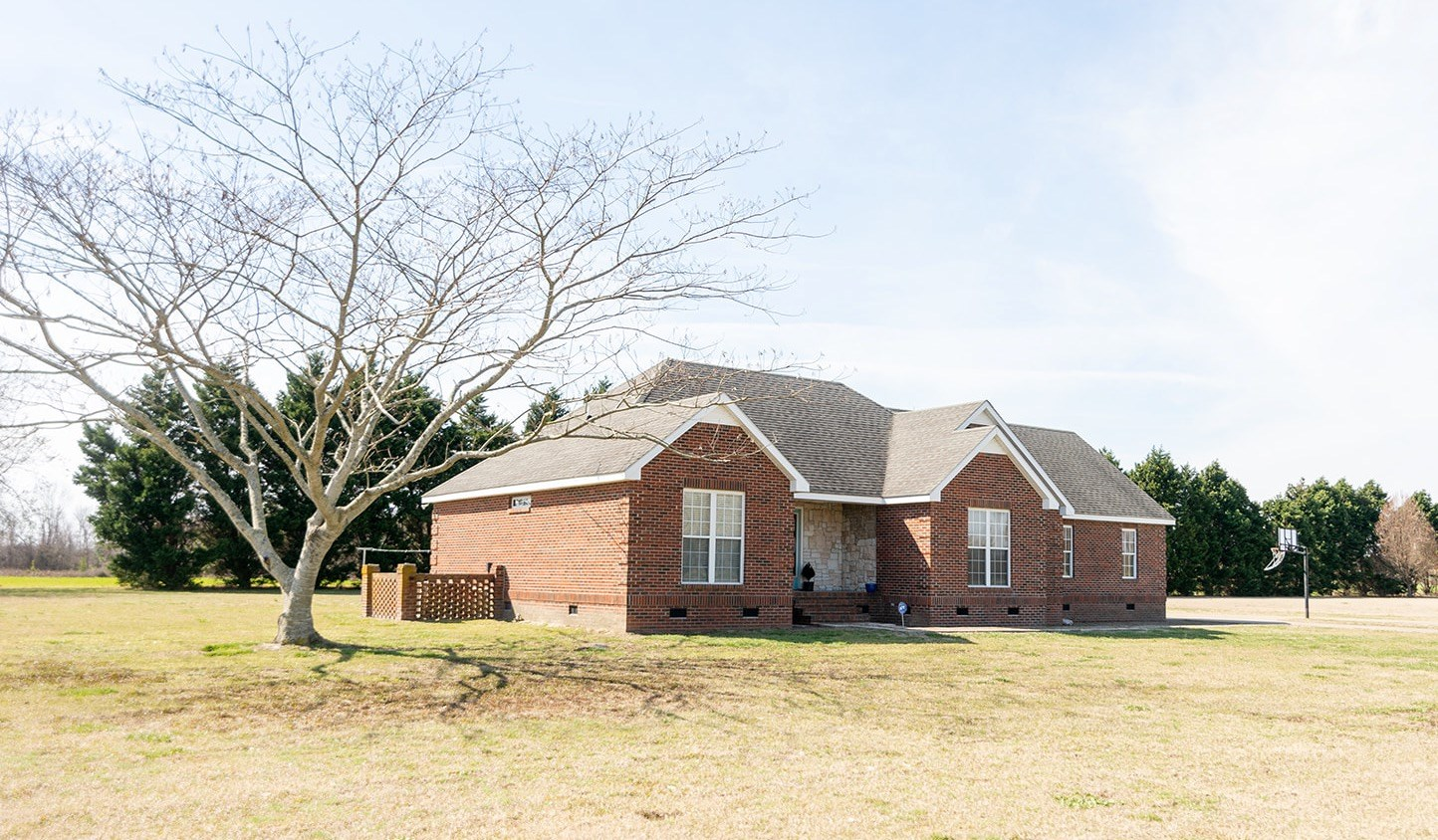 Custom Built Home in HEART OF CHOWAN COUNTY