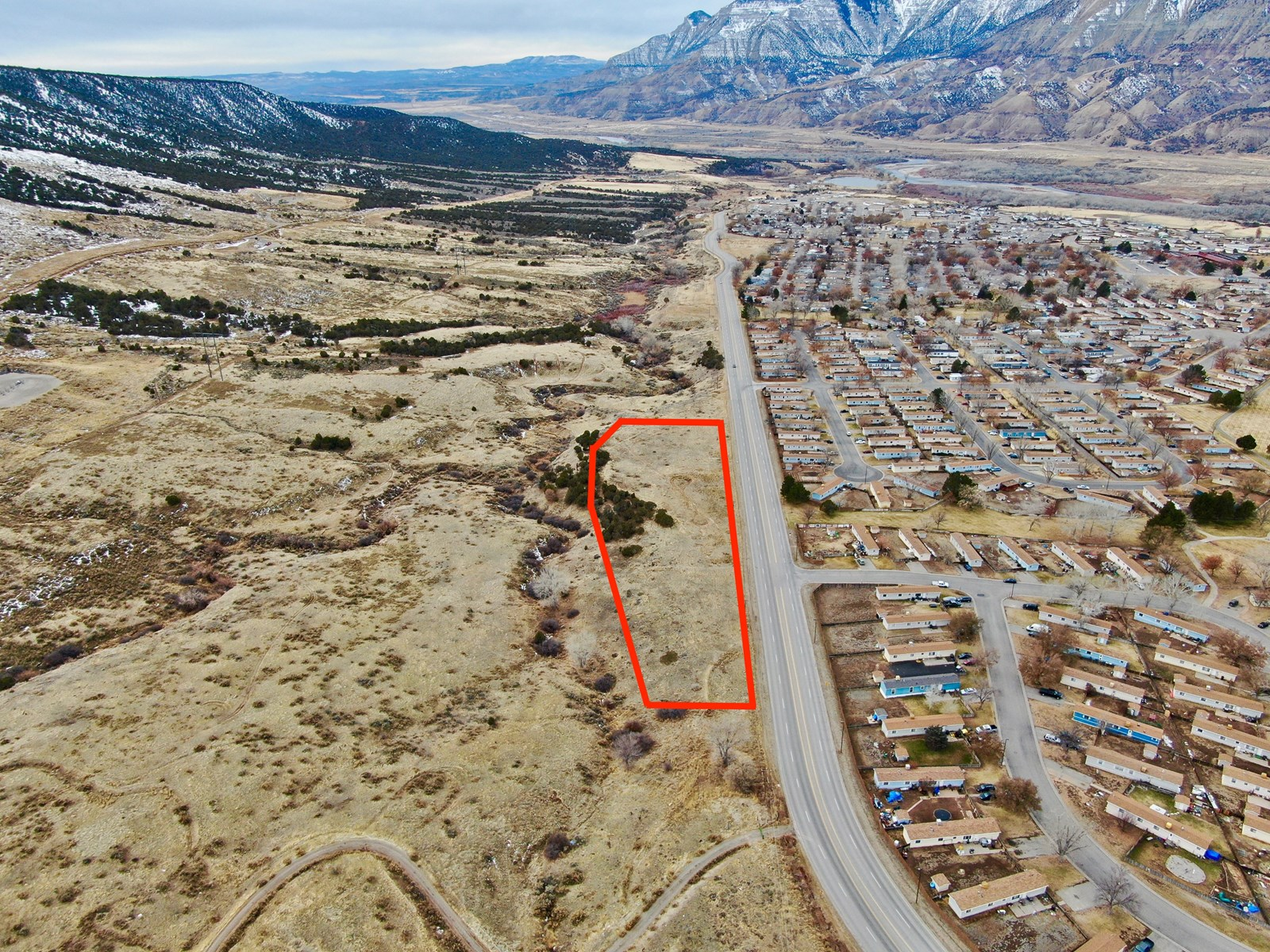 Mini Storage Development Land For Sale, Battlement Mesa