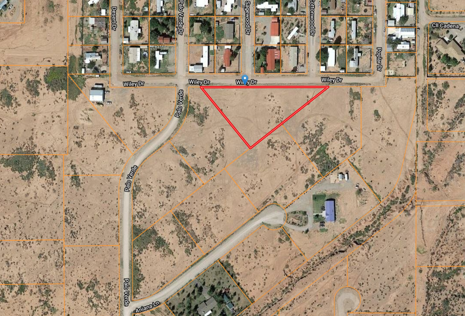 Residential Lot in La Luz NM near Holloman AFB