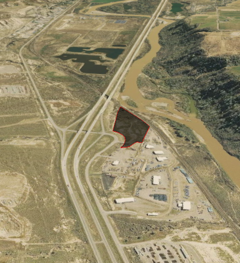 Rifle, Colorado Development Recycling Station Land For Sale