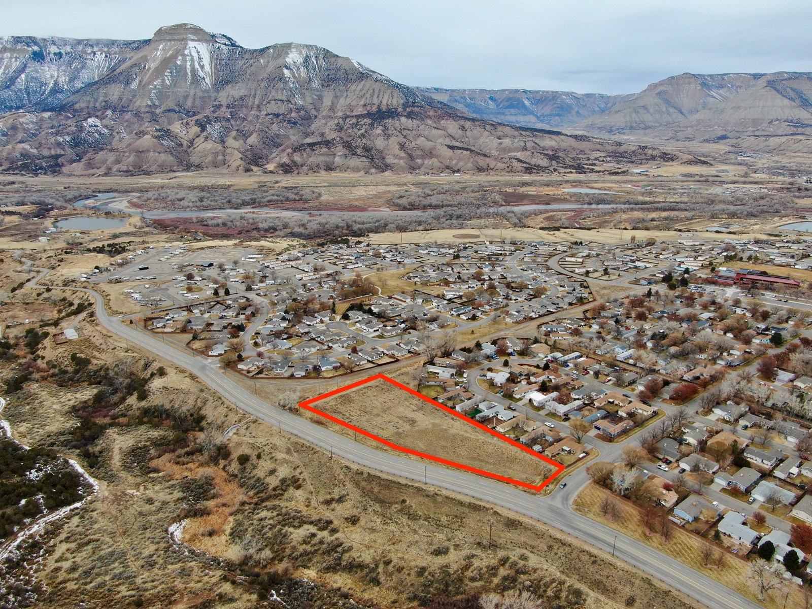 Commercial or residential development land for sale Colorado
