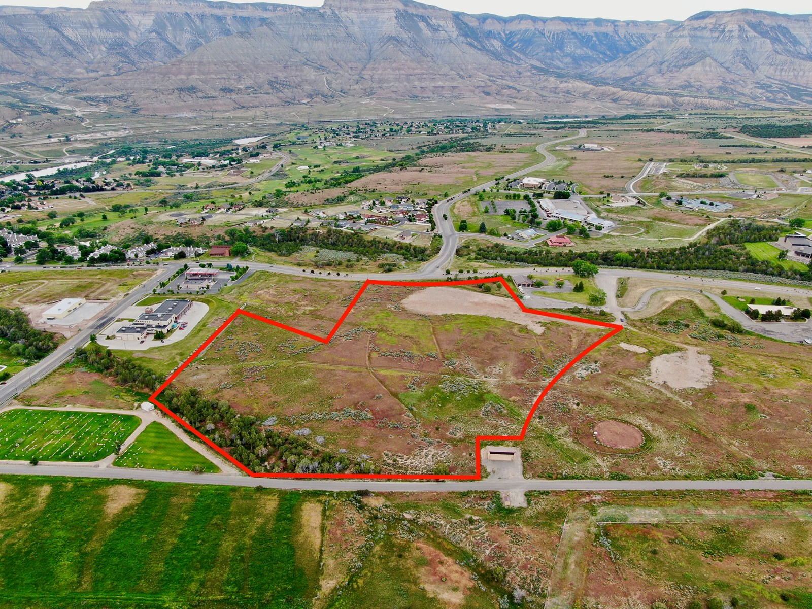 Residential Development Land For Sale Battlement Mesa CO