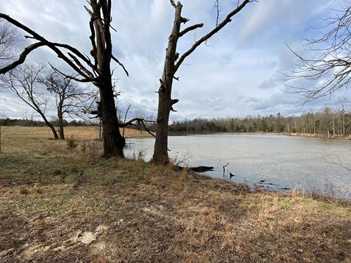 ARKANSAS HUNTING AND RECREATIONAL ACREAGE WITH PRIVATE LAKE