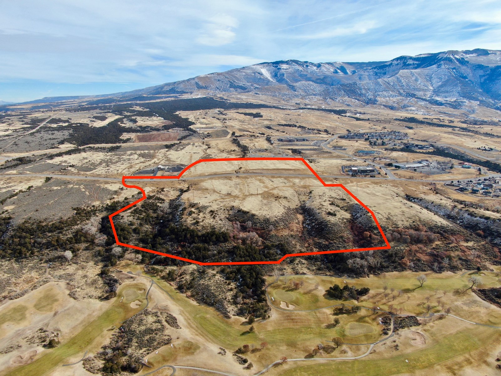 Residential Development Land For Sale, Battlement Mesa CO