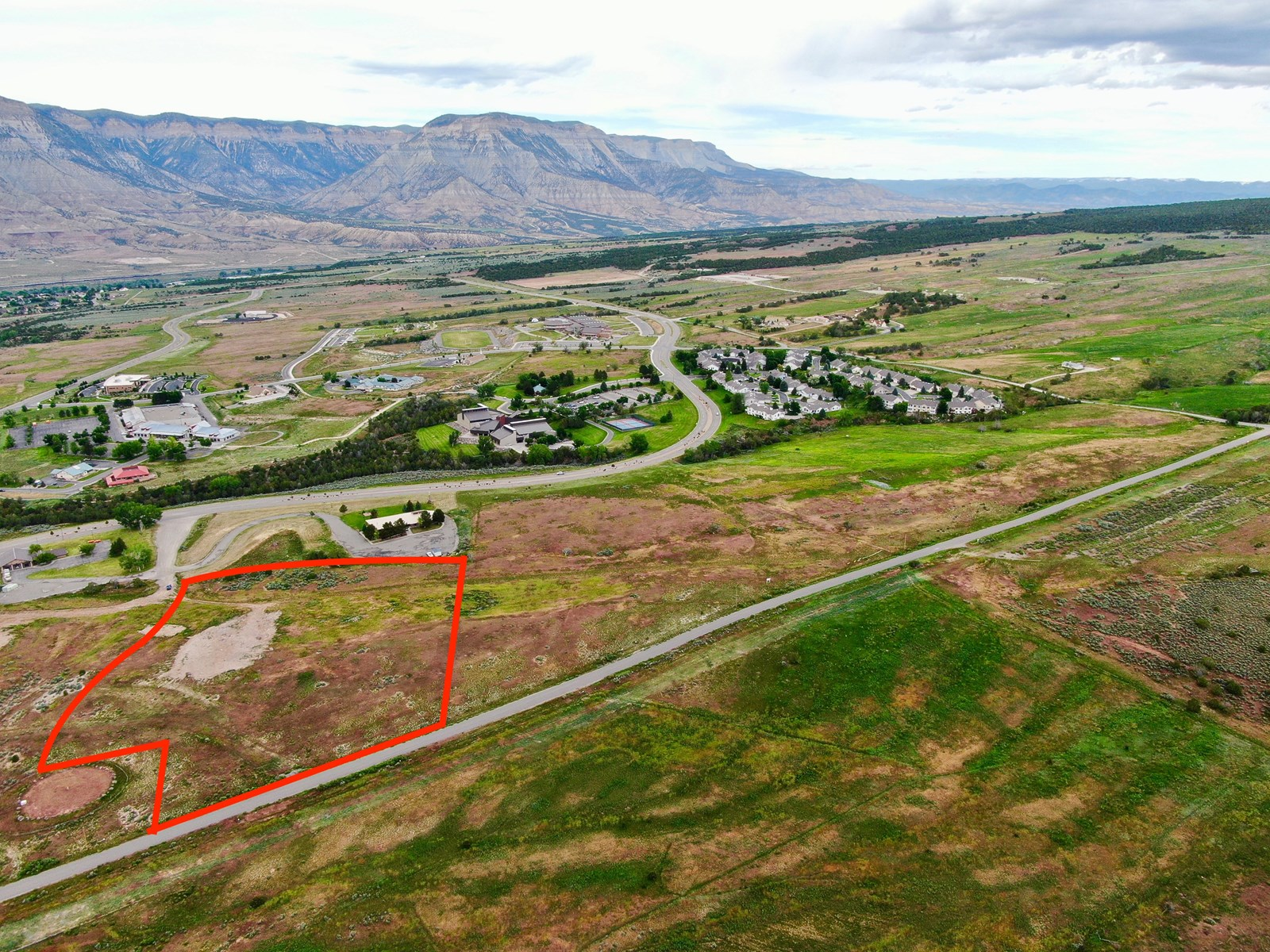 Western CO land auction--prime development land for sale