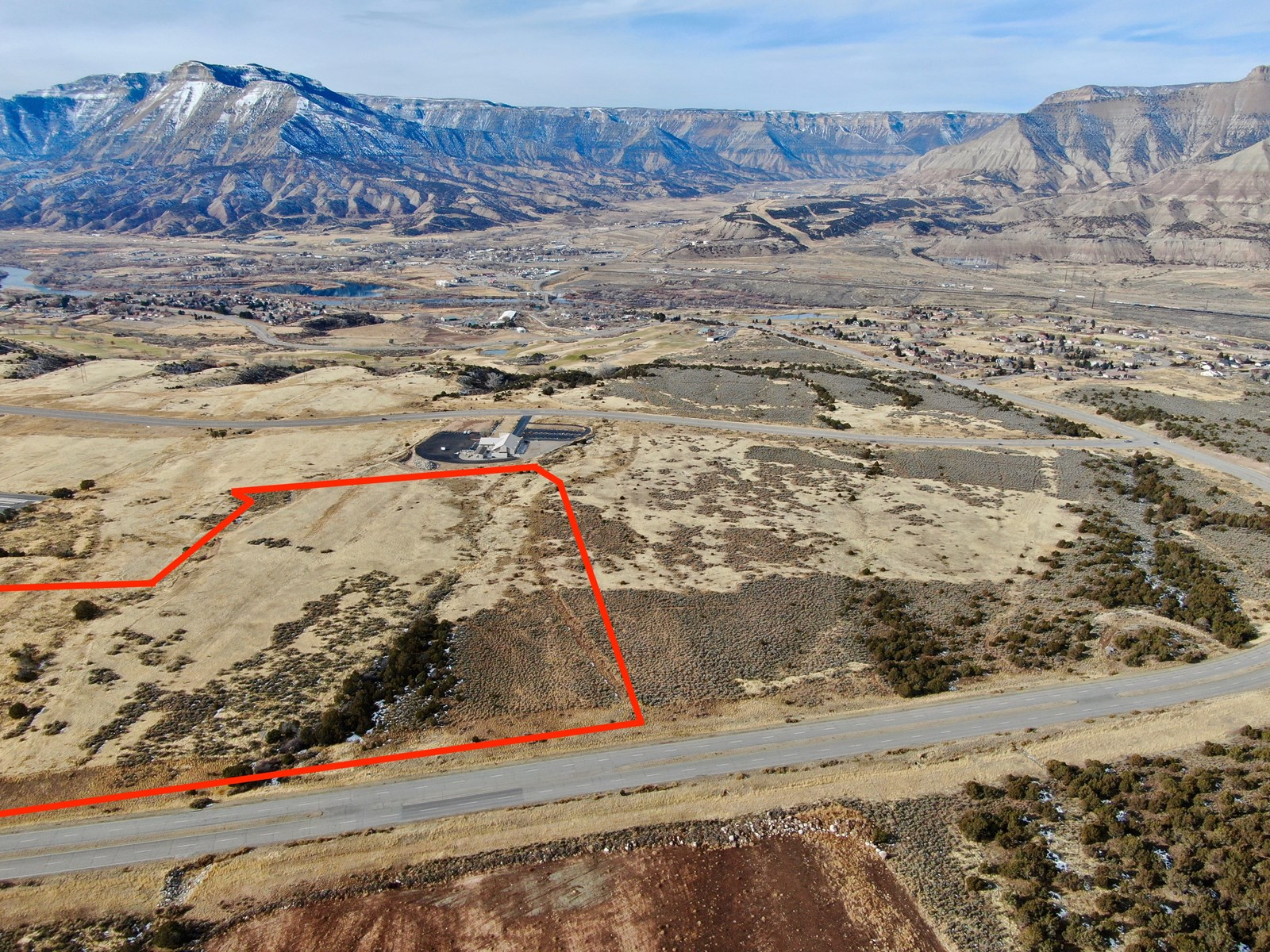 35 Acres Residential Development Land For Sale