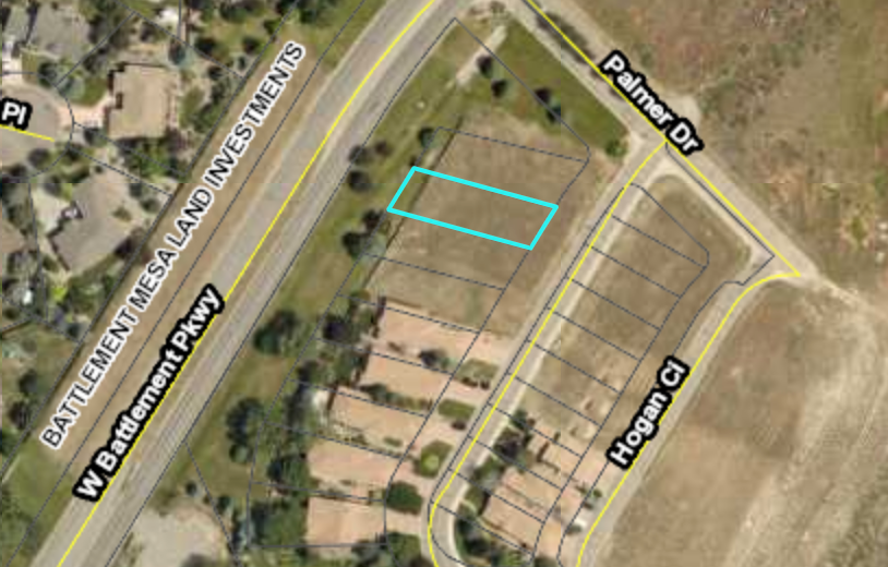 Building Lot For Sale Near Golf Course