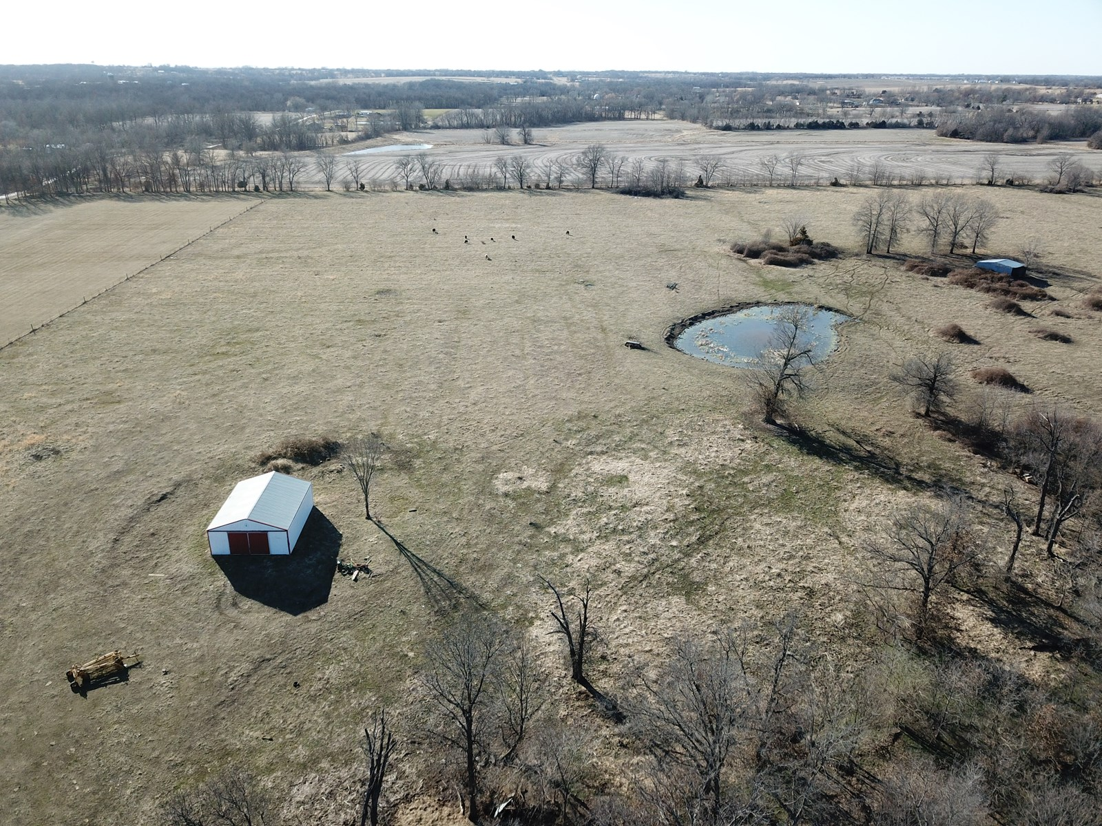 18.4 +/- acres, Cass County Mo, Harrisonville land for sale