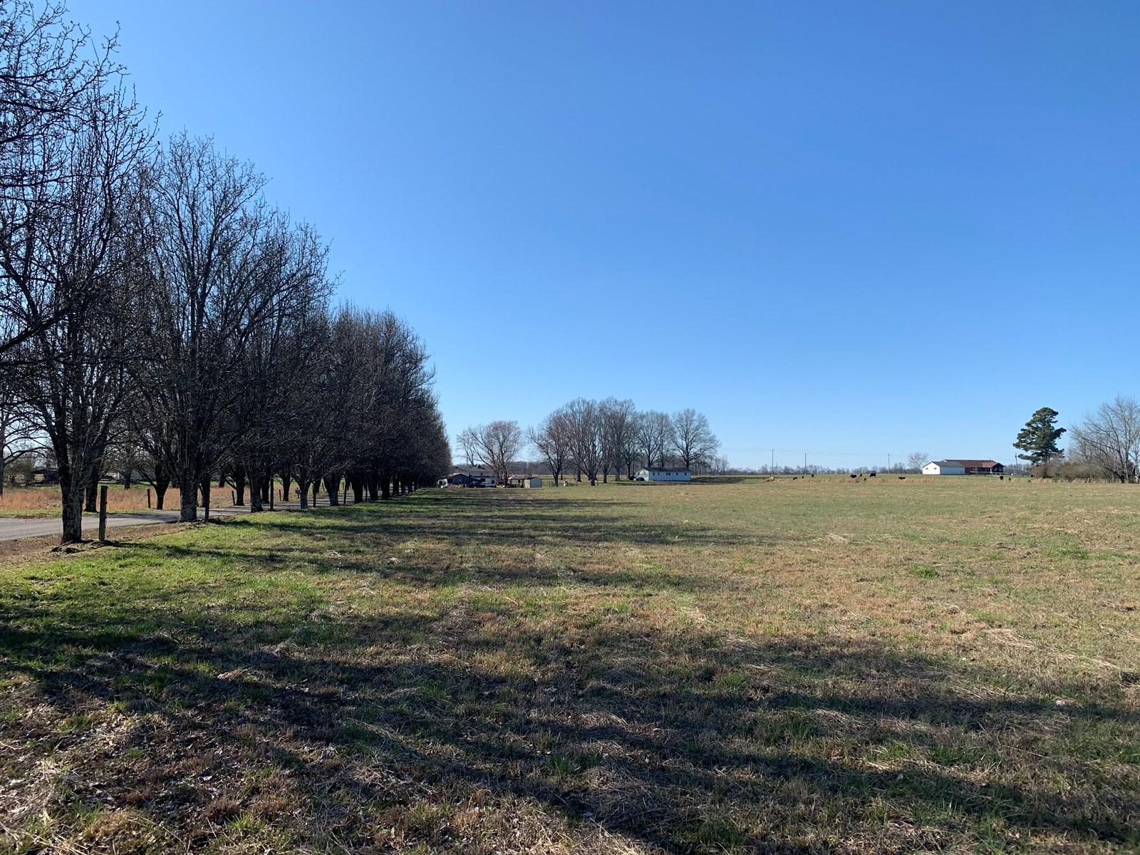 6 acres in Leoma, TN!