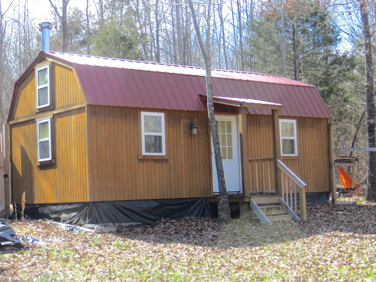 Acreage Cabin for Sale in the Ozarks