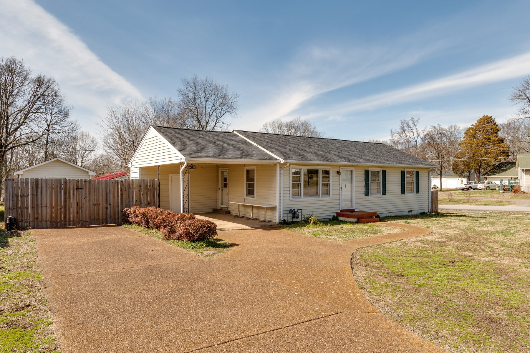 Fully Remodeled Home on Corner Lot, in Lewisburg, Tennessee