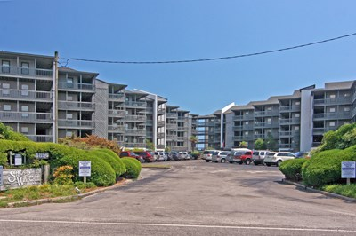 2 BR Oceanfront Condo for Sale on North Topsail Beach